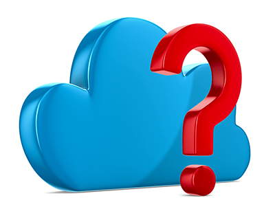 Is cloud storage the answer?